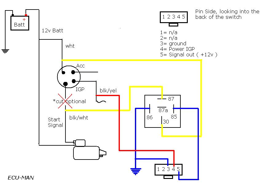 schematic med diy s2000 start button into 97 prelude s2000 power steering wiring diagram at n-0.co