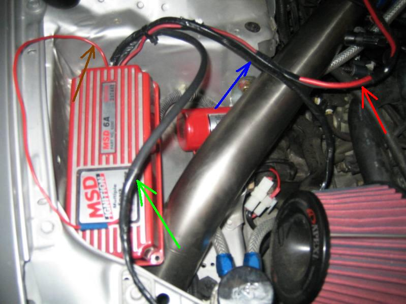 diy msd install on a honda civic archive ozhonda forums
